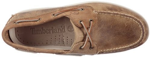 Timberland CLS 2EYE BOAT E 1003R, Chaussures basses homme Marron-TR-B1-18