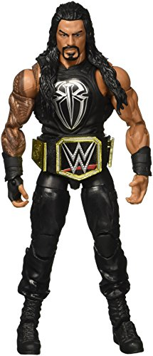 WWE - Elite Collection - Roman Reigns - Bewegliche Figur 15 cm