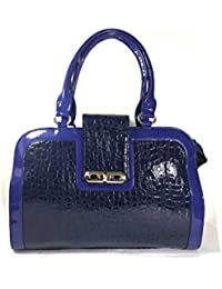 Cliff And Taylor Co. Women's Handbag (Blue) CTLB008