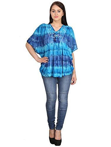 Summer Sale- Poncho or Loose Top, Stylish Casual Wear