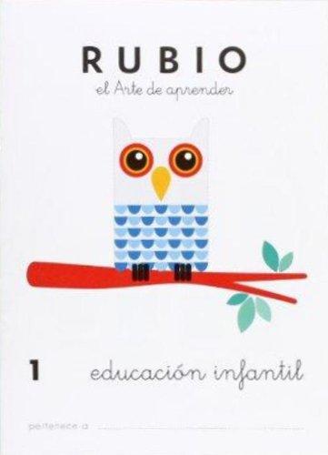 Cuadernos Rubio: Educacion Infantil 1