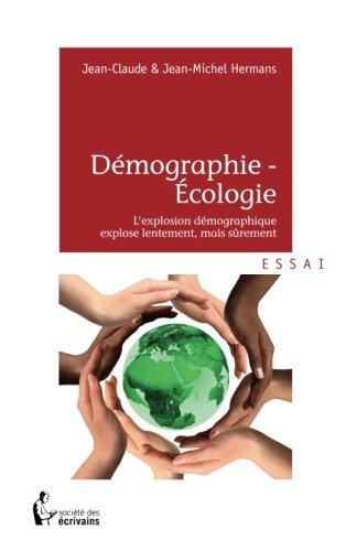 DEMOGRAPHIE ECOLOGIE