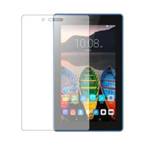 SNOOGG Lenovo tab 3 A710F Tablet(7 inch, 8GB,Wi-Fi Only), Ebony Black Premium Tempered Glass Screen Protector Guard - Protect Your Screen from Scratches and Drops - Maximize Your Resale Value - 99.99% Clarity and Touchscreen Accuracy  available at amazon for Rs.99