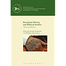 Reception History and Biblical Studies (Scriptural Traces)
