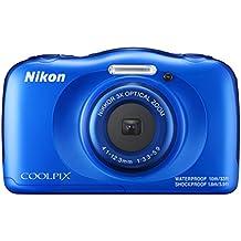 Nikon Coolpix W100 Appareil photo Bleu