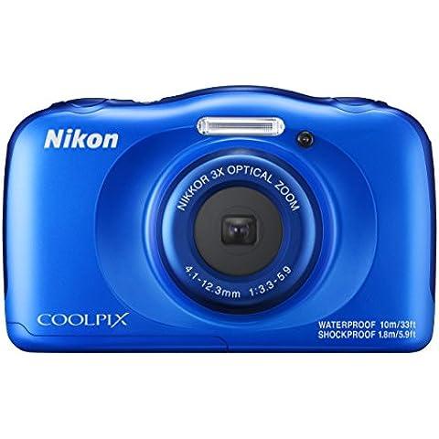 Nikon COOLPIX W100 13.2MP 1/3.1