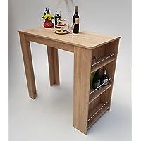 suchergebnis auf f r bartisch sonoma eiche k che haushalt wohnen. Black Bedroom Furniture Sets. Home Design Ideas