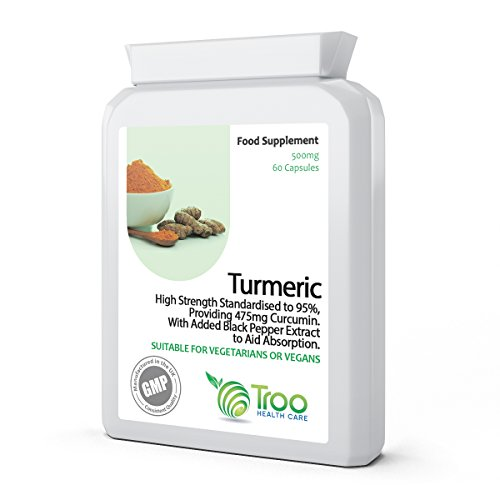 Turmeric-500mg-60-Capsules-with-Black-Pepper-Extract-Piperine-Provides-95-Standardisation-of-Curcumin-UK-Manufactured-Guaranteed-Quality-Assurance