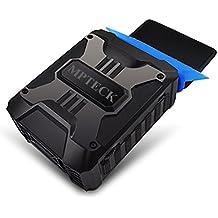 MPTECK @ Refrigerador Portátil Ordenador Portátil Aspiradora de Aire Del Refrigerador refrigerador de la CPU Ventilador Extractor hasta 3800 RPM para Notebook y Ordenador Portátil