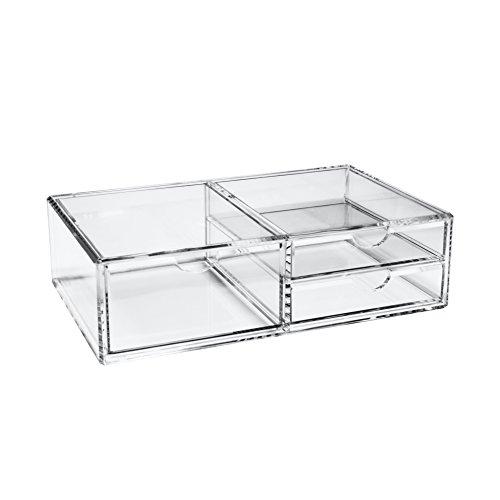 boxalls-organizzatore-trucchi-trasparente-in-acrilico-con-cassetti-alex-gioielli-box-cosmetici-caboo