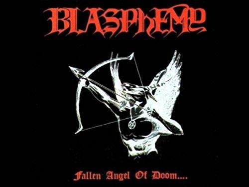 Fallen Angel of Doom by Blasphemy (2015-01-01) -