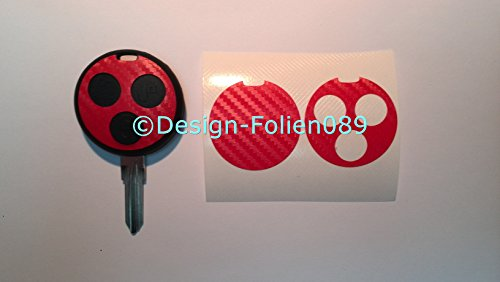 carbon-film-decor-rouge-cle-key-smart-fortwo-450-brabus-amg-cabriolet-coupe