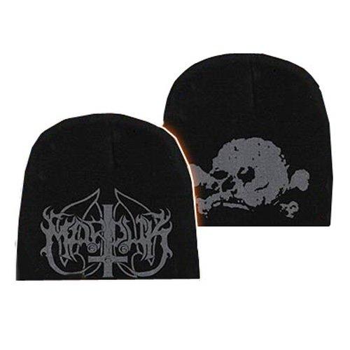 Marduk - Beanie Skull and Logo