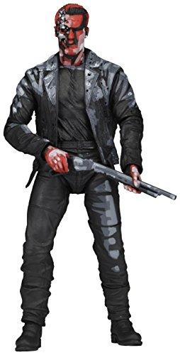 Neca - Figurine Terminator 2 - T-800 Videogame Appearance 18Cm