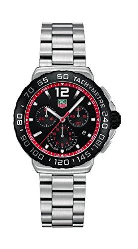 TAG-Heuer-Herren-Armbanduhr-Chronograph-Quarz-Edelstahl-CAU1116BA0858