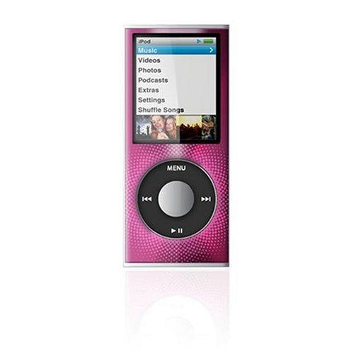 Belkin F8Z381eaPNK Remix Metal Custodia in Acrilico per iPod Nano, Rosa