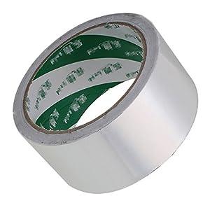 Yibuy La corrosión a Alta Temperatura de la Cinta del Papel de Aluminio 15M previene la corrosión
