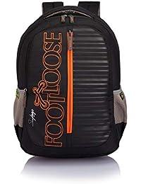 Skybags Vough 33 Ltrs Black Laptop Backpack (LPBPVOGEBLK)