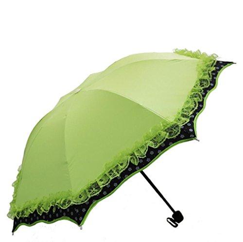 NWYJR Parapluies Anciens Parapluie À Ombrelle Renforcée À Séchage Rapide Parapluie Anti-Dérapant Augmenter La Plinthe Parasol Anti-UV Pluie Et Soleil
