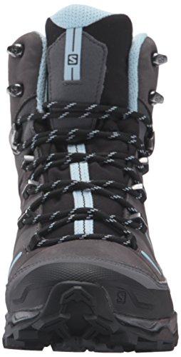 Salomon X Ultra Trek, Chaussures Bébé Marche Femme Black