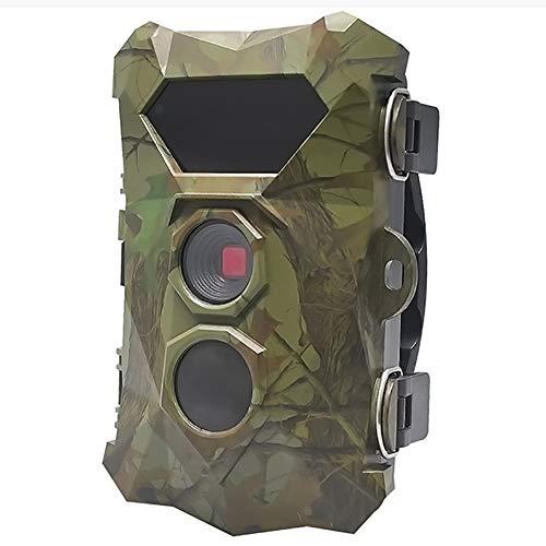 QLPP Spielkamera 1080P 12MP mit Night Vision 20m Serie von IR-Blitz und 25m Auslösung Distanz 18 Monate Standby-Zeit IP56 Waterproof für Monitor/Wildlife Serie Night Vision