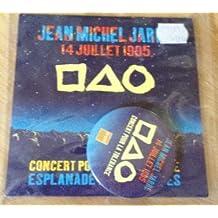 Jean-Michel JARRE - Chronologie 4 + Badge - cds - PROMO - fdmpjmj0795