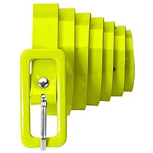 WIDMANN 01437 Neon Cinturón para mujer, amarillo neón, talla única