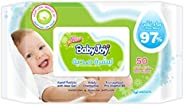 BabyJoy Healthy Skin, 50 Wet Wipes