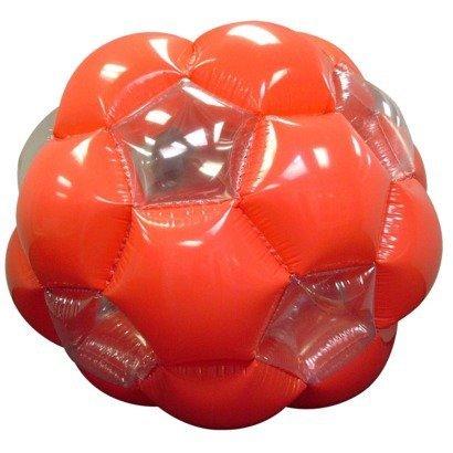 Kenscott Orange/Weiß aufblasbar Jumbo 129,5cm Giga Ball Spielplatz Ball - Bälle Spielplatz