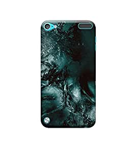 Ebby Premium 3d Desinger Printed Back Case Cover For Apple iPod Touch 5 (Premium Desinger Case)
