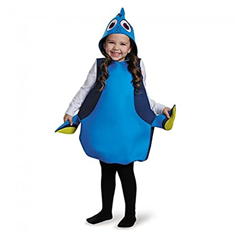 Finding Nemo Costume Uk - Disguise Dory Classic Finding Dory Disney/Pixar Costume,