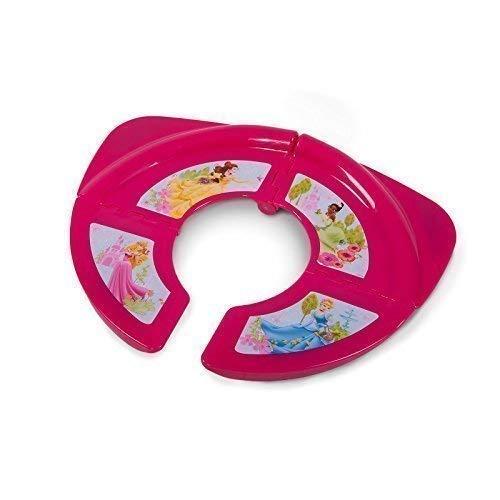 se WC Aufsatz Toilettentrainer Klapp-Toalettensitz Disney Princess ()