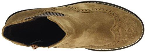 Gabor Comfort Basic, Bottes Classiques Femme Marron (Ranch Mel.)