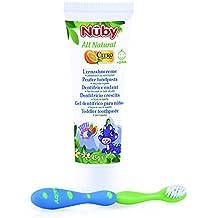 Citroganix CG18045 - Pasta de dientes para niños y cepillo de dientes