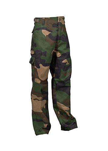 Robuste + Komfortable US Style Kinder Jungen Mädchen Rangerhose Freizeithose Kampfhose viele verschiedene Farben S-XXXL (S (122/128), (Jungen Usa Kostüm Für)