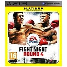 Fight Night Round 4 Game (Platinum) PS3 [UK-Import]