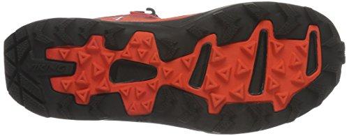 Viking Ascent Ii, Scarpe da Escursionismo Unisex – Adulto Rosso (Rot (Red/Dark Red 1052))