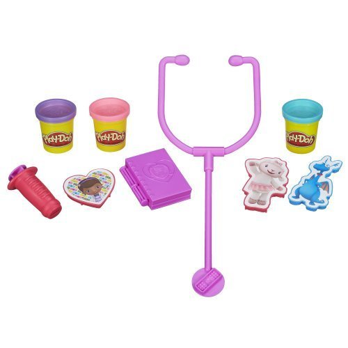 Featuring Doc McStuffins by Play-Doh TOY (English Manual) ()
