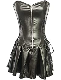 402a4372baaf2 Suchergebnis auf Amazon.de für: Mieder Kleid: Bekleidung