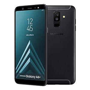 Samsung SM-A605 A6 Plus, Schwarz