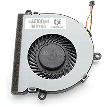 One Click Components New Replacement CPU Cooling Fan for HP Notebook 15-AW054SA F4T51EA#ABU