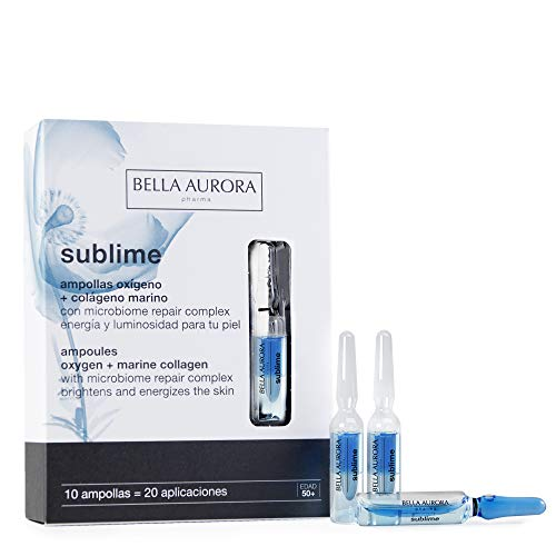 Bella Aurora Sublime ampoules oxygène + Collagène.10 X ML