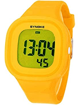 Children watch candy farbe luminous student electronic-A