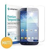 smartect Mattes Panzerglas kompatibel mit Samsung Galaxy S4 / S4 NEO [MATT] - Displayschutz mit 9H Härte - Blasenfreie Schutzfolie - Anti Fingerprint Panzerglasfolie