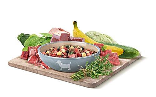 gefriergetrocknetes BARF Hundefutter mit Lamm – getreidefrei und mit viel hochwertigem Fleisch – unterwegs ohne Tiefkühlen BARFen - 2