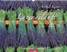 Weingarten-Kalender Lavendelduft 2009