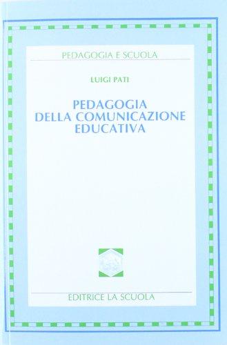 Pedagogia della comunicazione educativa