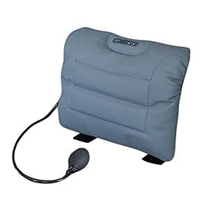 Sitback Air Universales Rückenstützkissen Lordosenkissen, aufblasbar und individuell anpassbar