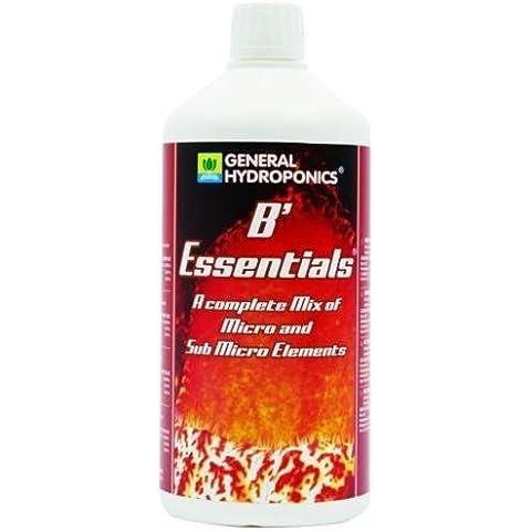 GHE BIO ESSENTIAL 0.5L (OLIGOELEMENTI CHELATI) - Essential Oligoelementi