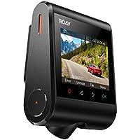 """Anker Roav Caméra de Voiture DashCam avec appli Android/iOS, Caméra Embarquée Ecran LCD 2.4"""" 1080p avec capteur Sony Exmor, WiFi, accéléromètre, mode nuit, et chargeur allume cigare 2ports USB inclus"""